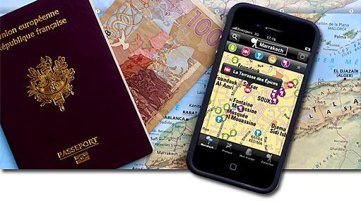 Apps de voyage